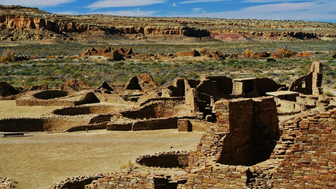 Chaco Canyon: The Key to Space Travel?