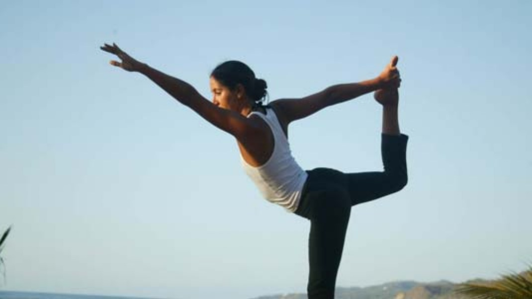Reigniting Weight Loss Resolutions with Yoga