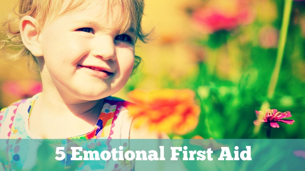 Upset Indigo or Crystal Children? Try these 5 emotional first aid techniques