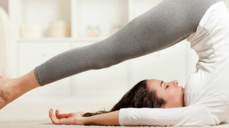 Five Detoxifying Yoga Postures Gaia
