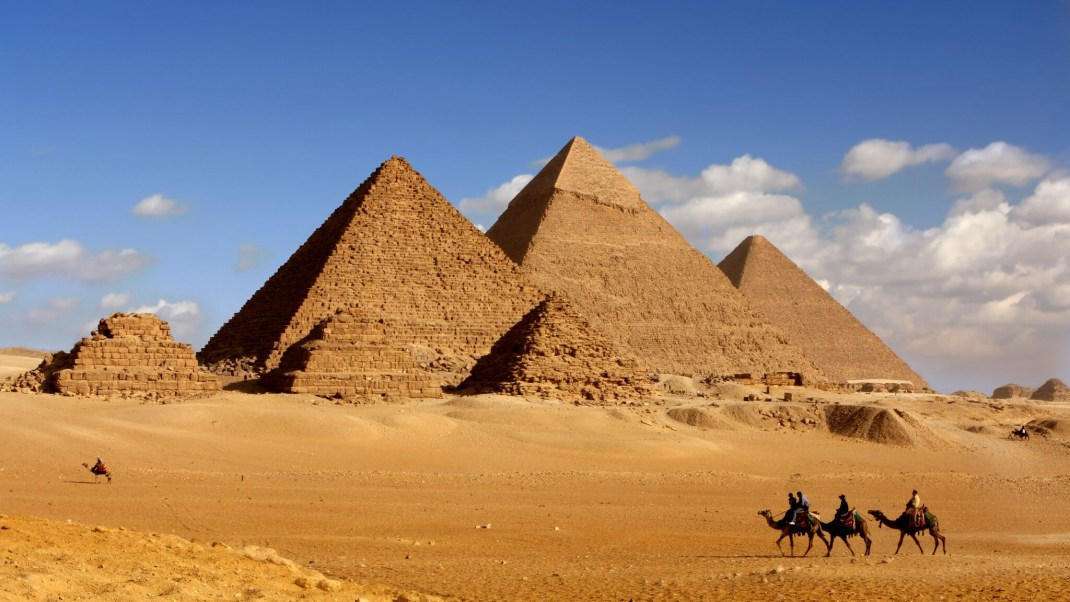 Exploring the Ancient Pyramids of the World