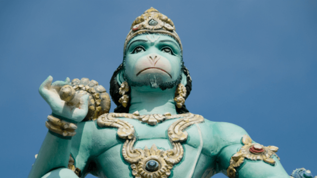 Hanuman: Myth, Mantra and Asana