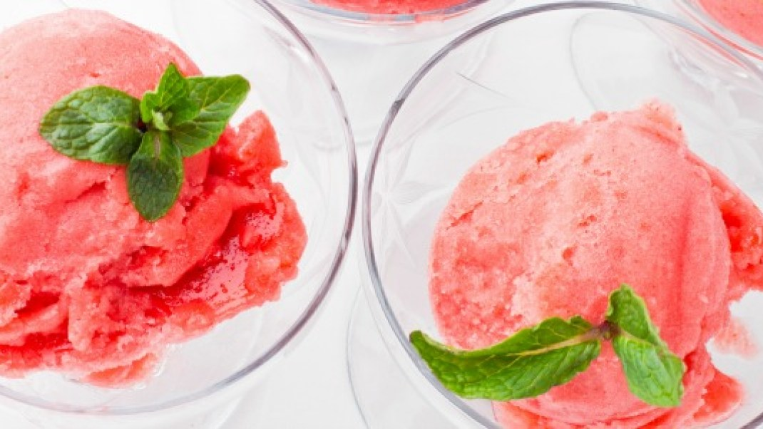 Conscious Cooking: Hibiscus Granita Recipe