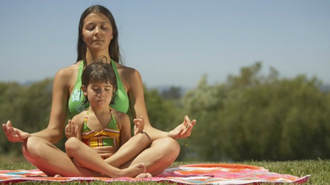 Finding Your Power: A Guided Meditation for Kids