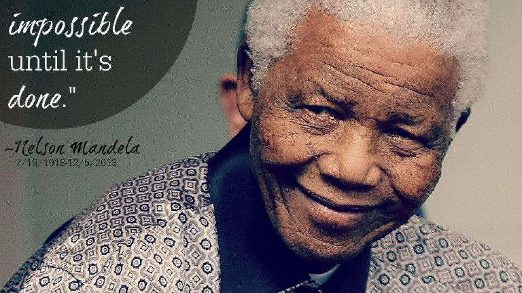 In honor of Nelson Mandela International Day, here are 15 incredible Mandela quotes