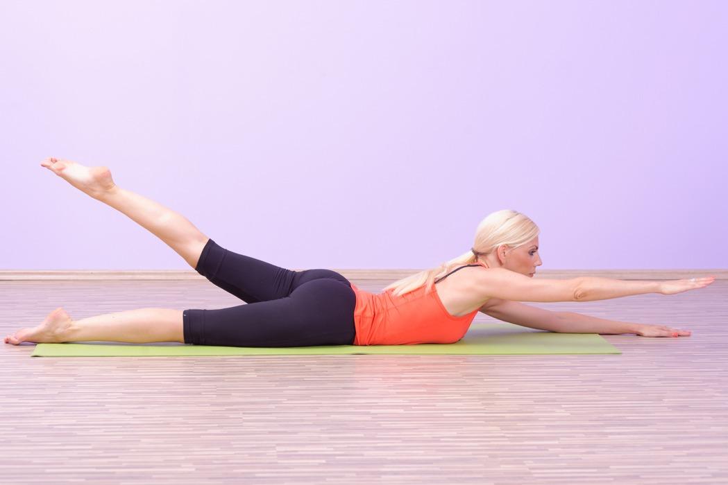 4 Ejercicios De Pilates Recomendados Para Hernia Discal Gaia