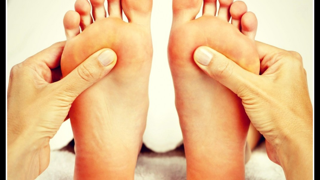 Reflexology 101: Getting Off On the Right Foot