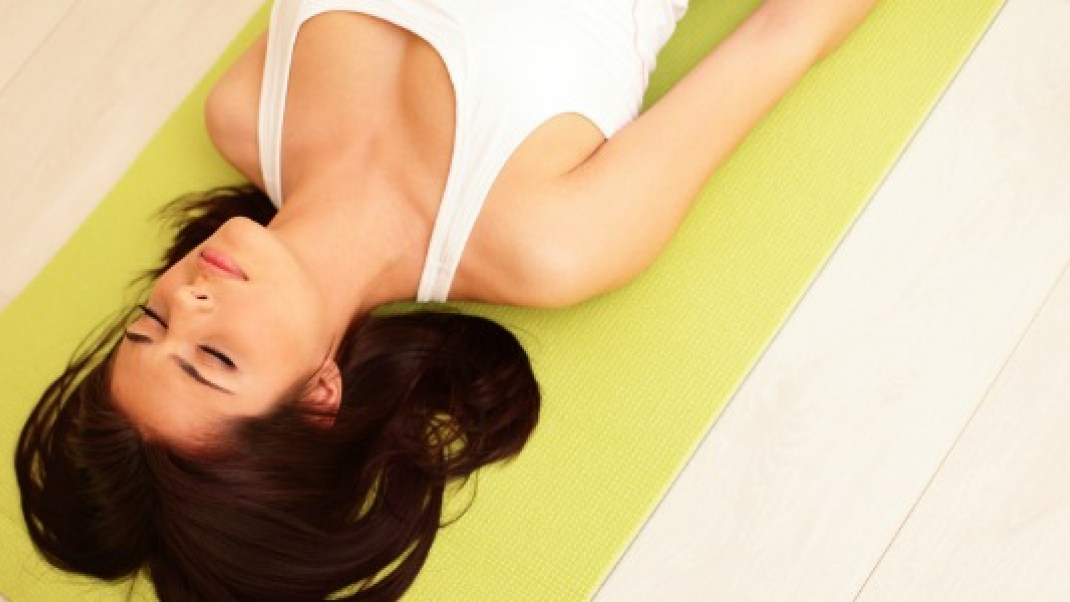 Why Savasana Is Good for Your Heart