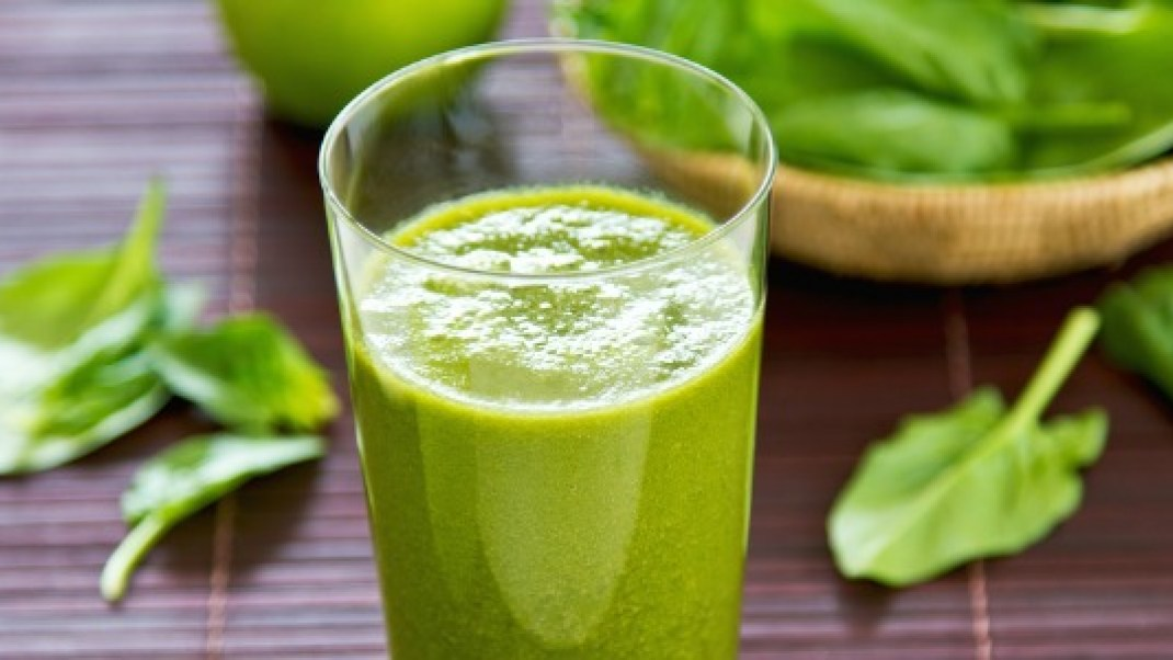 The Alkalizer Green Smoothie Recipe