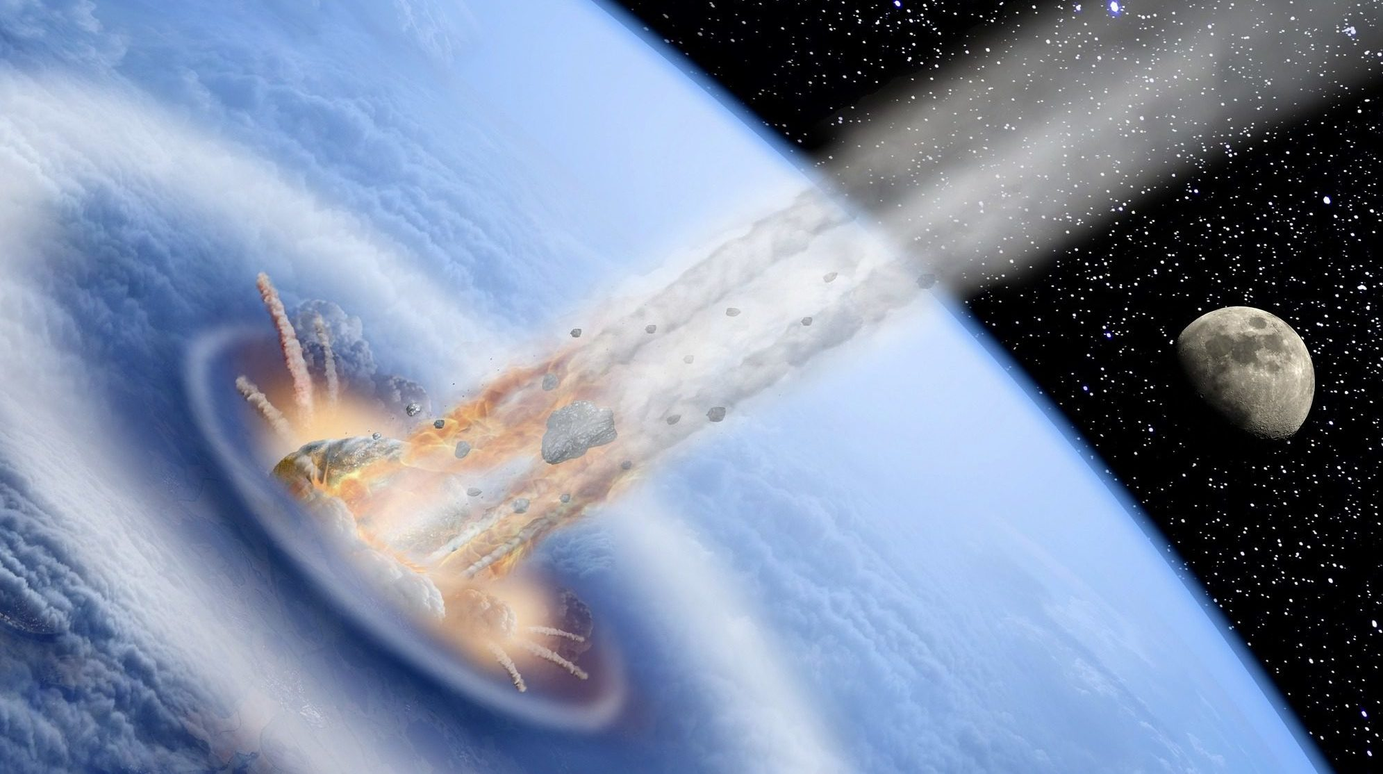 Asteroid That Killed Dinosaurs; Would You Exist If It Hit Anywhere Else?