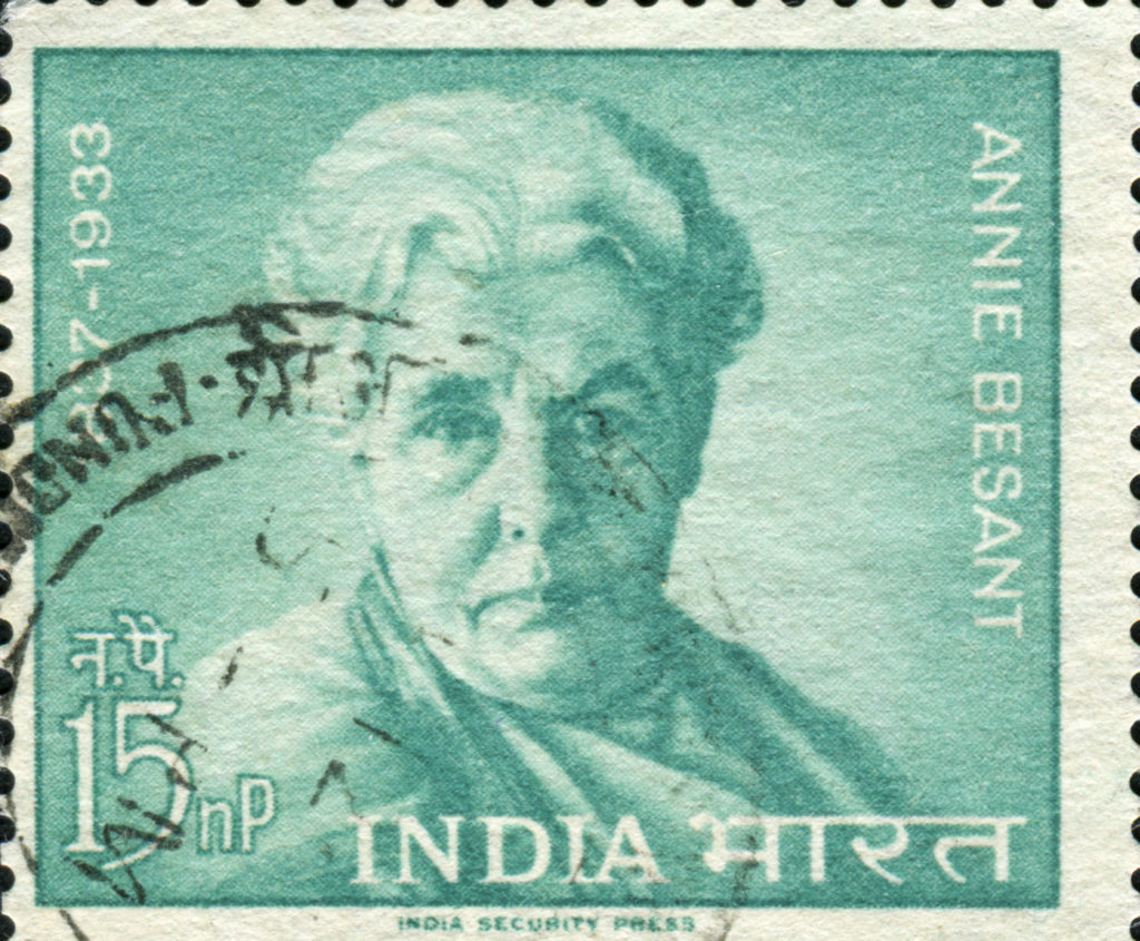 Annie Besant Theosophy