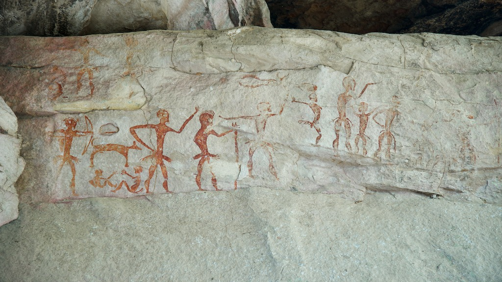 Ancient Cave Painters Starved Themselves of Oxygen to Hallucinate