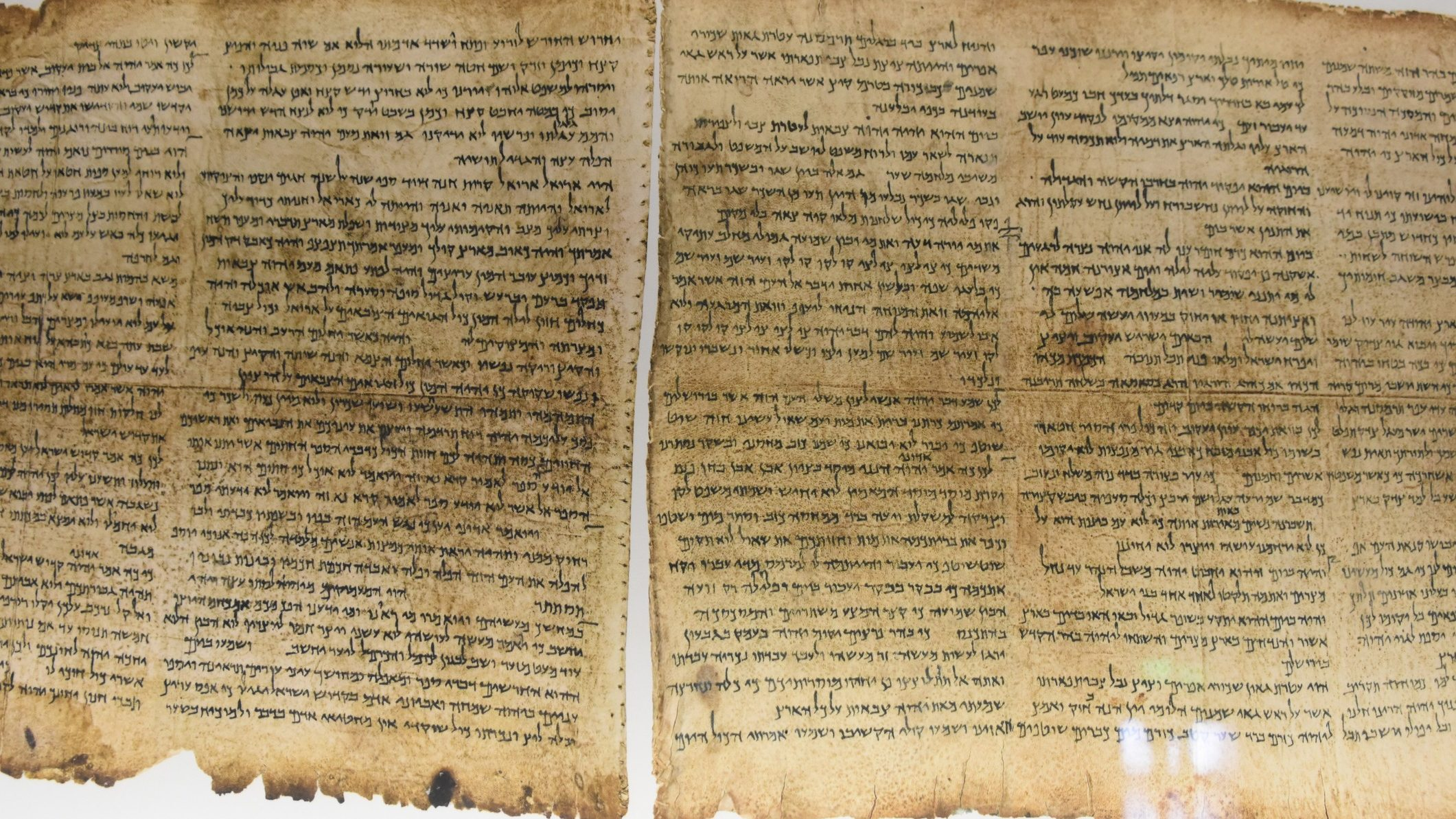 Was There A Cover Up of the Dead Sea Scrolls Conspiracy?