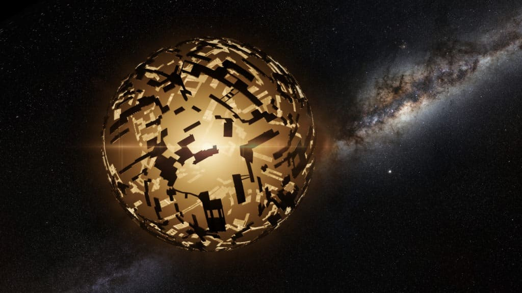 Dyson Spheres Key to Find Alien Civilizations Higher on Kardashev Scale