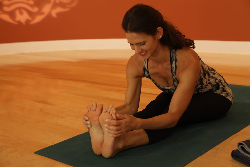 9 Yoga Poses for Relieving Shoulder Tension   Gaia