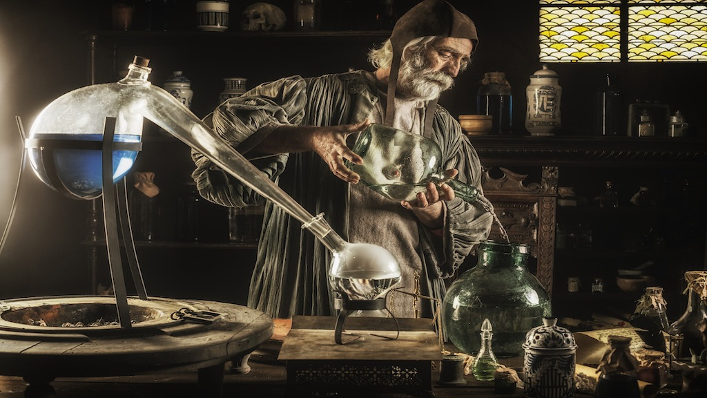 Famous Alchemists; A Brief History of Fascination and Discovery