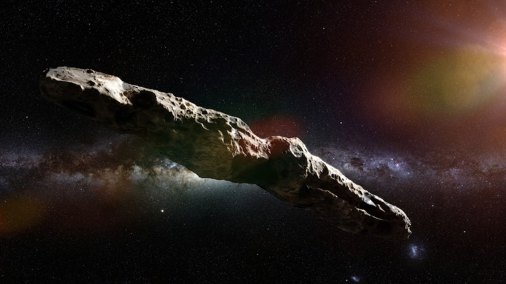 Scientists Now Say Interstellar Object May Have Been Alien Probe
