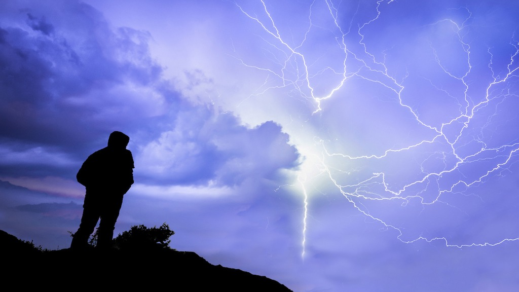 Gifts From the Divine; Lightning Strike Survivors Gain Abilities