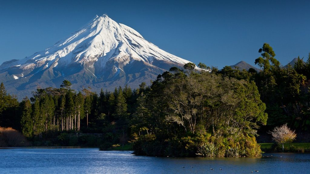New Zealand Gives Maori Volcano Human Rights