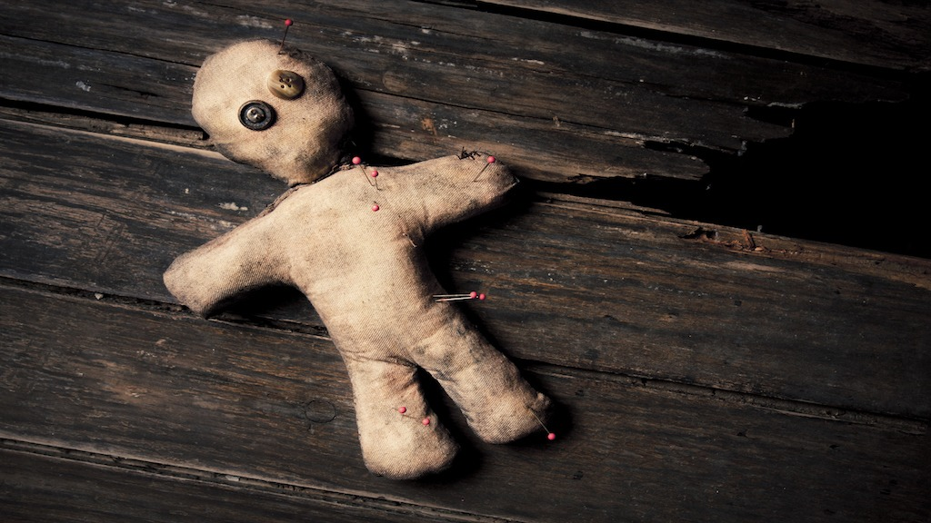 Former Google Exec Says Voodoo Doll Avatars Used For Targeted Ads