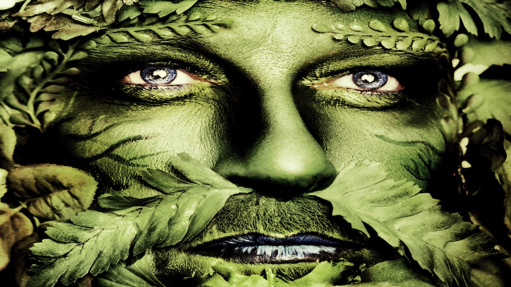 The Green Man is Reborn out of Myth and Lore