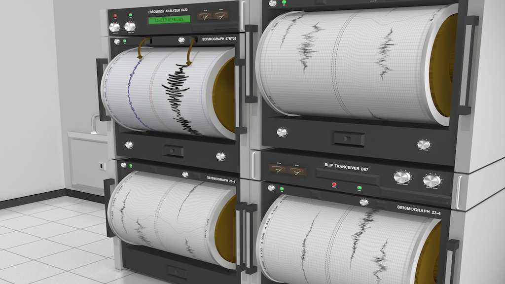 Geologists Can't Explain Recent Seismic Waves Resonating