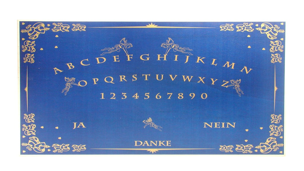The Fascinating History Behind the Ouija Board