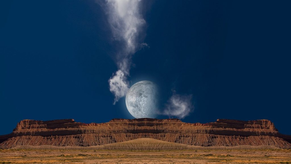The Navajo Gave Apollo Astronauts A Message For The Moon Spirits