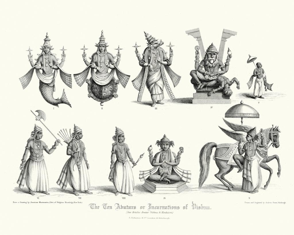 This Hindu Prophecy is Eerily Similar to Nostradamus