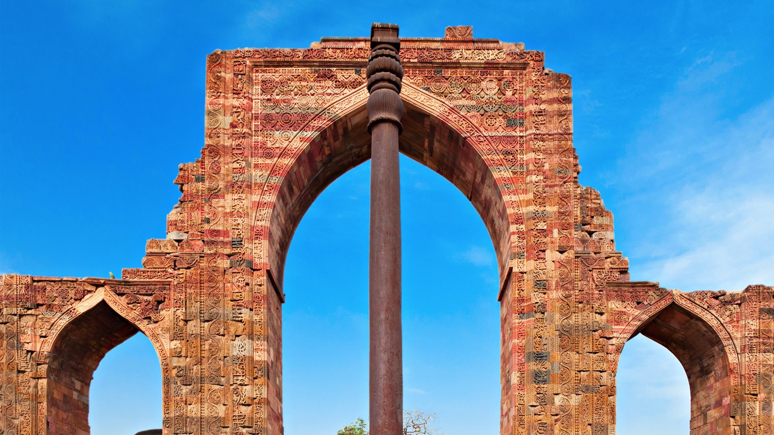 Why Has This 1600 Year Old Pillar in India Never Rusted?