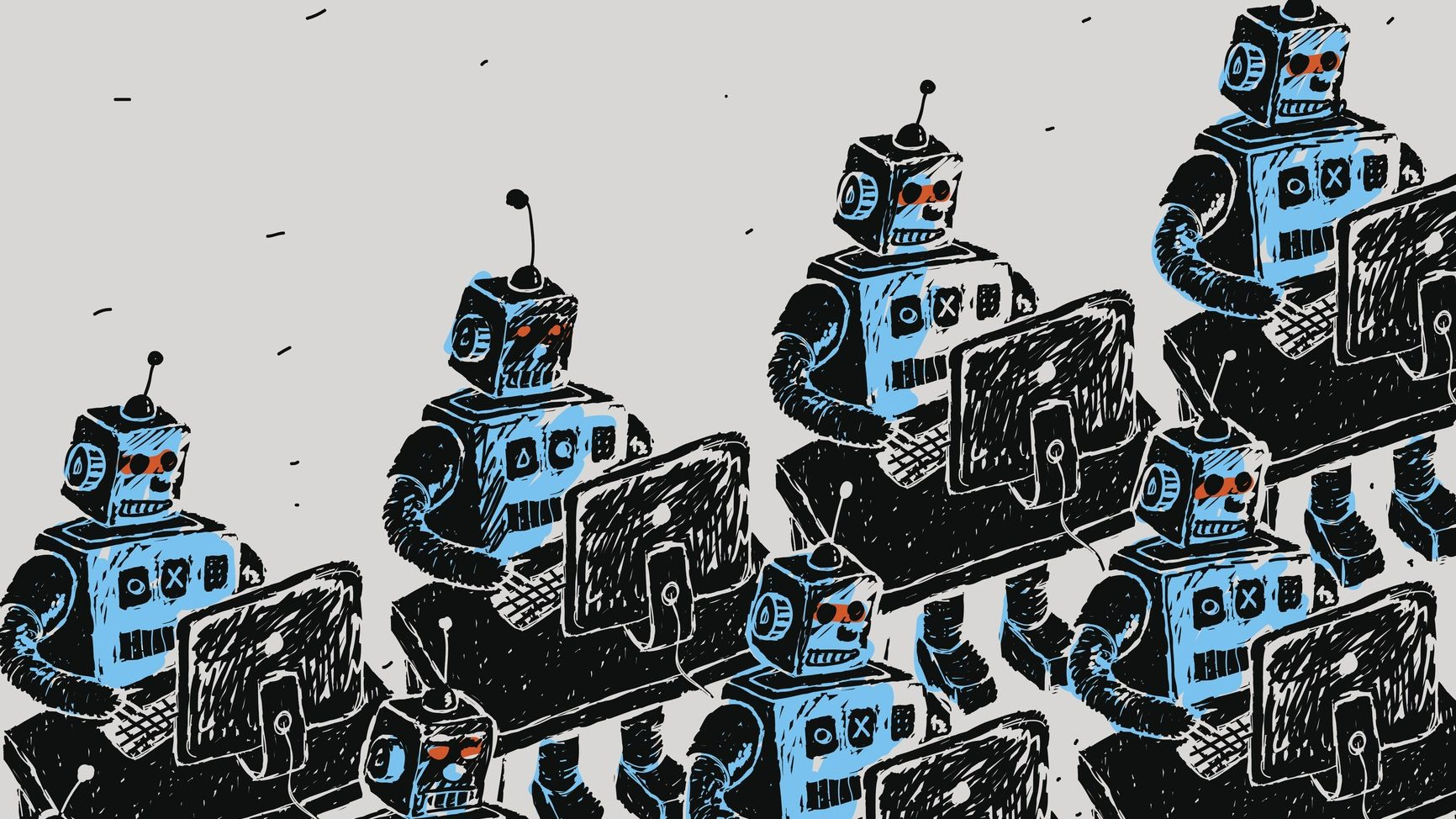 Robots Are Learning and Speaking in Languages We Can't Comprehend