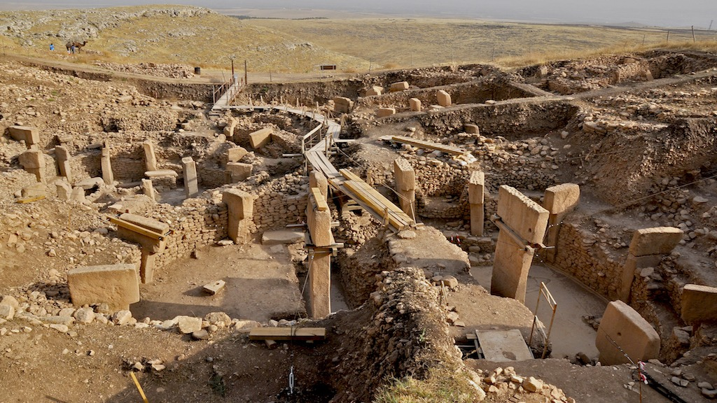 Archeologists Uncover 200 New Stones, 15 Temples At Göbekli Tepe