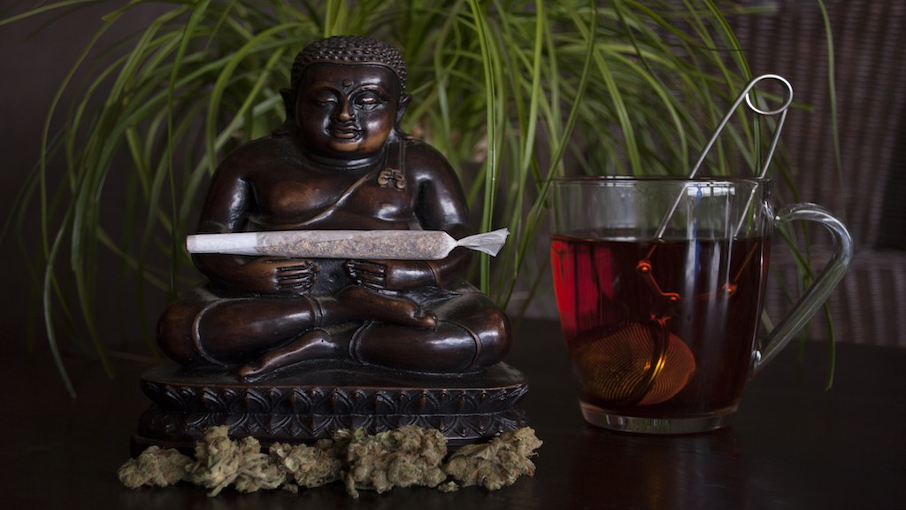 Cannabis Spirituality: Using Plant Medicine as a Sacred Tool