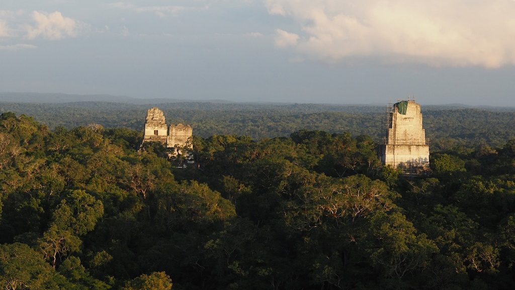 Researchers Find Ancient Mayan Megalopolis in Guatemalan Jungle