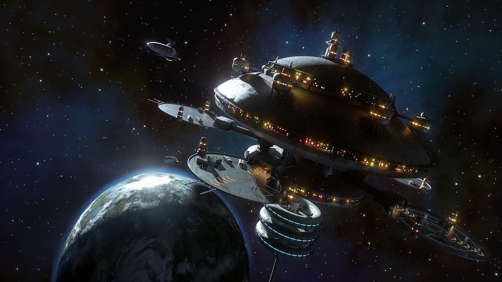 Asgardia: The Space Nation Now Accepting Citizenship Applications