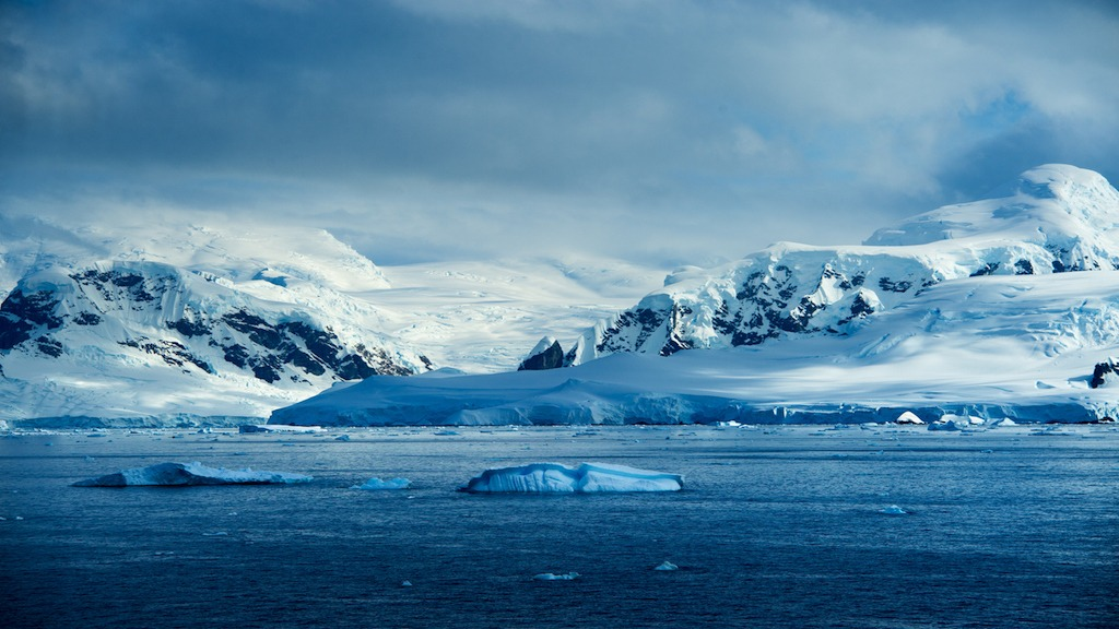 Have Aliens Visited Antarctica?