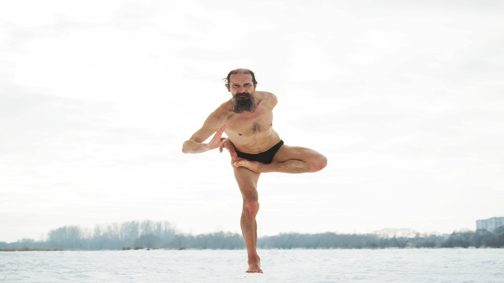 The Iceman Wim Hof: Scientific Anomaly, Miracle and Superhero