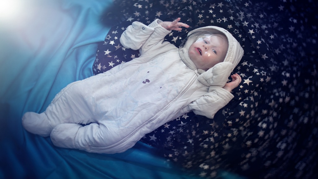 Biotech Company To Send Woman to Space to Birth First E.T. Baby