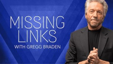 Gregg Braden with Missing Links Show Logo