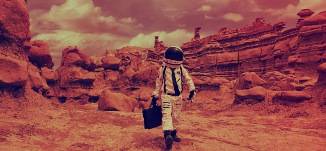 Is NASA Slowly Disclosing Proof of Alien Life on the Moon and Mars?
