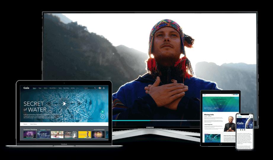 Gaia - Conscious Media, Streaming Yoga Videos & More | Gaia