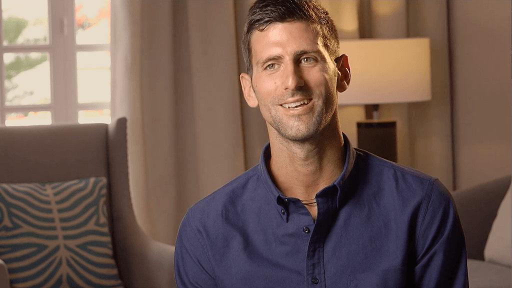 Novak Djokovic Credits Diet For His Success