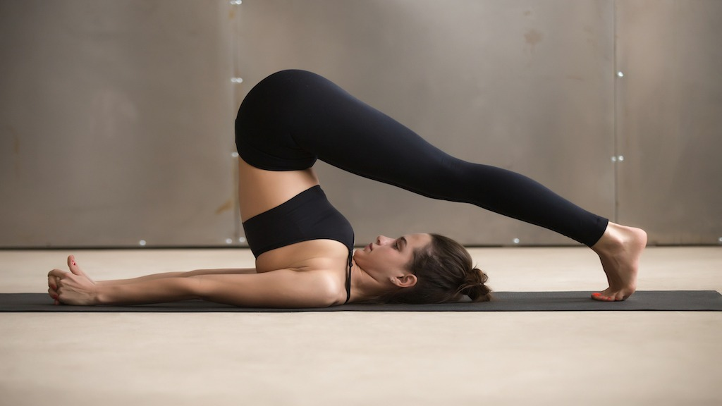 Plow Pose: Ways to Prop Up Your Yoga Practice