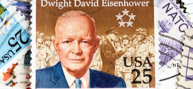 Did President Eisenhower Meet With Aliens at Holloman Air Force Base?