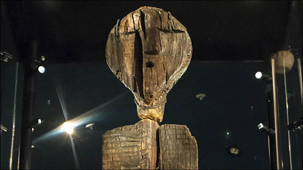 11,000-Year-Old Shigir Idol Dated Twice as Old as the Pyramids