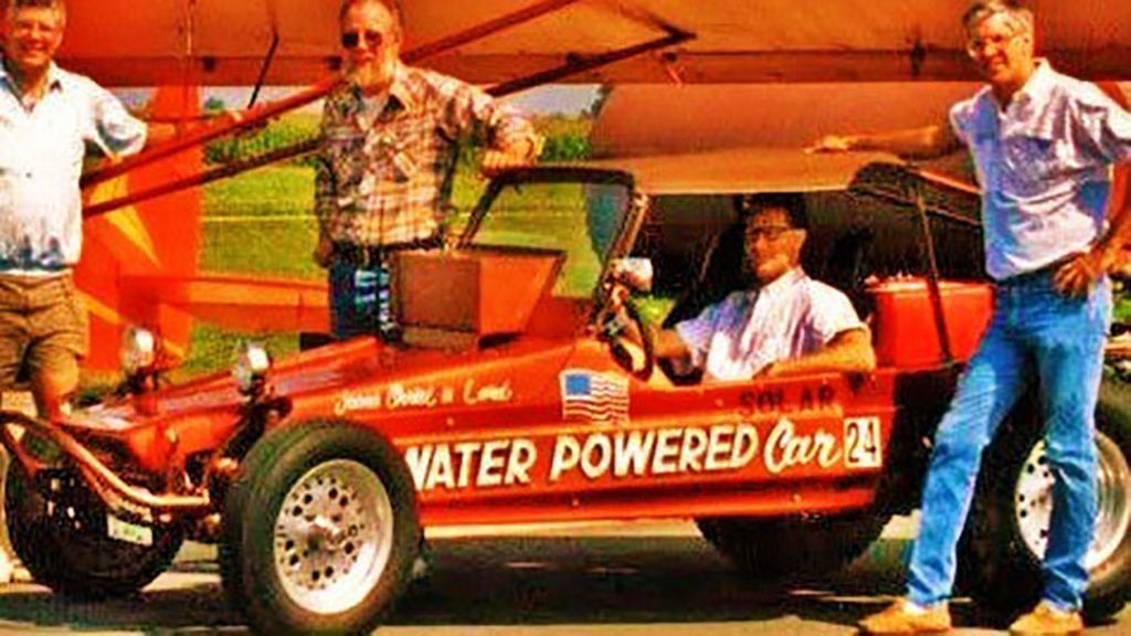 The Mysterious Death of Stanley Meyer and His Water-Powered Car