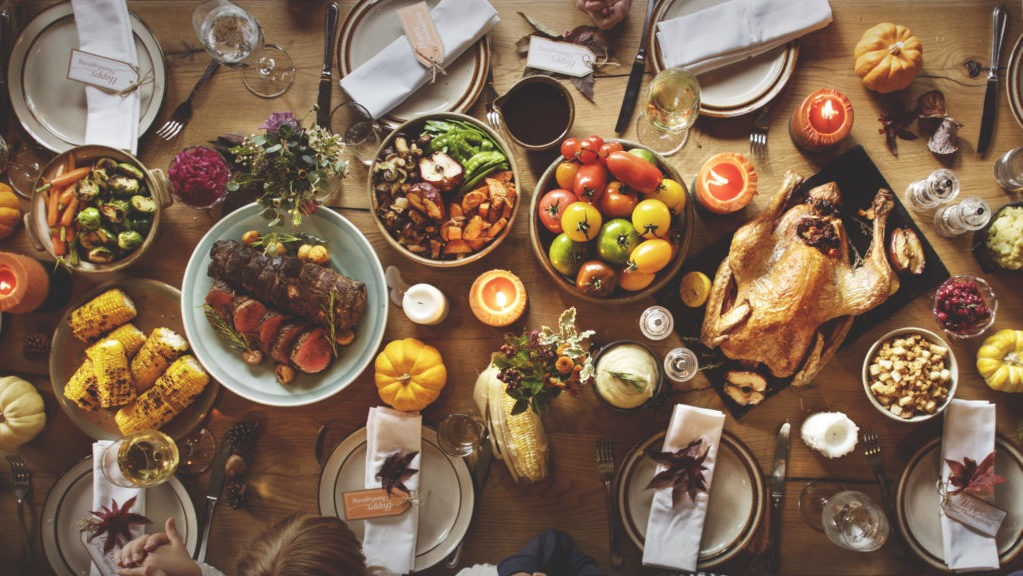 The Truth of Thanksgiving; We've Been Socially Programmed