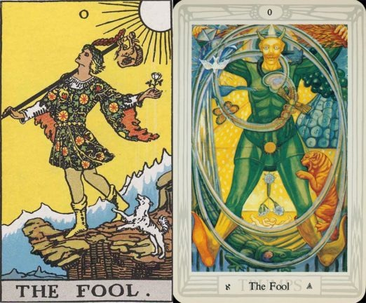 Aleister Crowley and the Metaphysical Thoth Tarot | Gaia