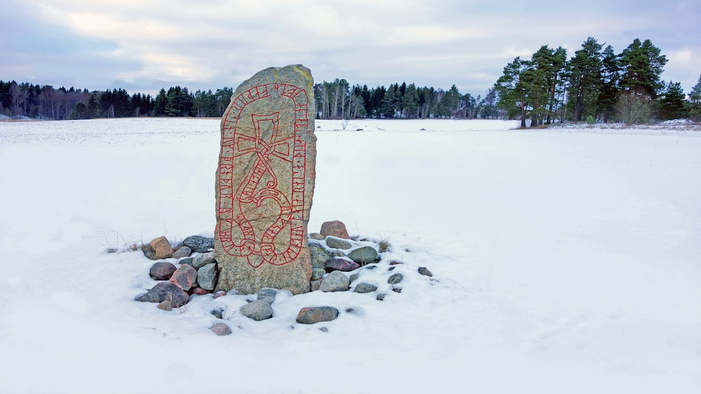 The Transformational Power of the Viking's Runes