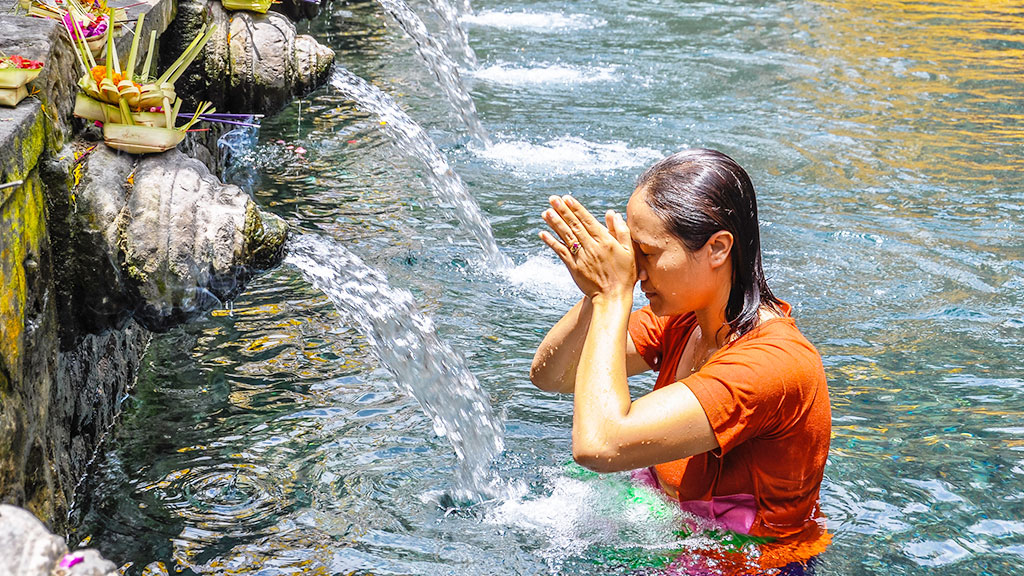 Sacred Water: Connecting to Water Through Ritual and Reverence